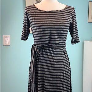 White House Black Market Jersey Maxi Dress